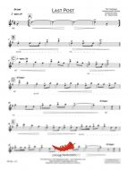 The Last Post (Free) Lead Sheet