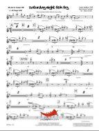 Saturday Night Fish Fry (Louis Jordan) Alto Sax for Trumpet (3 Horn)