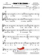 Don't Be Cruel ('68 Comeback) (Elvis Presley) 3 Horn