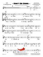 Don't Be Cruel ('68 Comeback) (Elvis Presley) 4 Horn Alto