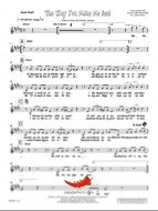 The Way You Make Me Feel (Michael Jackson) 4 Horn Alto