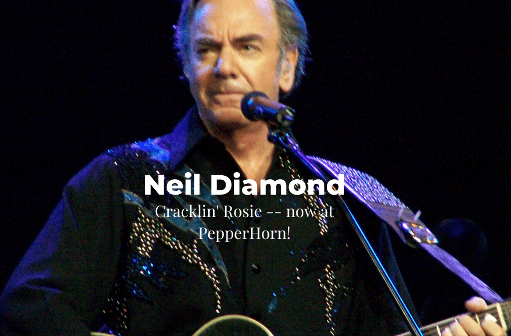 Neil Diamond at PepperHorn Music